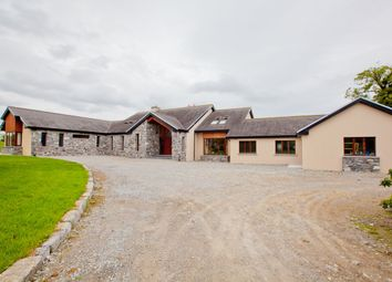 Thumbnail 6 bed detached house for sale in Clonbrone, Birr, Offaly