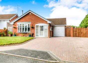 Thumbnail 2 bed detached bungalow for sale in Milford Close, Walkwood, Redditch