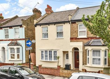 Thumbnail 2 bed end terrace house for sale in Sandown Road, London
