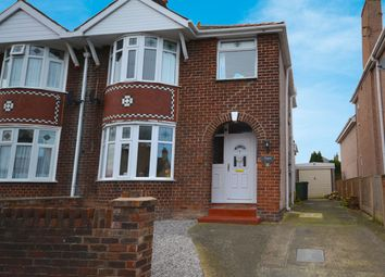Thumbnail 3 bed semi-detached house for sale in Princes Park, Rhuddlan