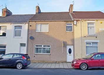 Thumbnail 3 bed terraced house for sale in Rodwell Street, Trimdon Colliery, Trimdon Station