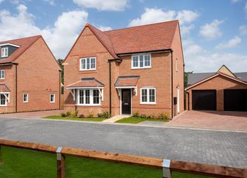 """Thumbnail 4 bed detached house for sale in """"Cambridge"""" at Bearscroft Lane, London Road, Godmanchester, Huntingdon"""