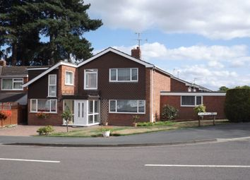 Thumbnail 4 bed detached house for sale in Beaconhill Drive, Worcester