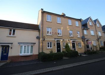 Thumbnail 3 bedroom town house for sale in Eastbury Way, Redhouse, Wiltshire