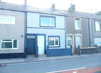 Thumbnail 3 bed terraced house for sale in Station Road, Flimby, Maryport