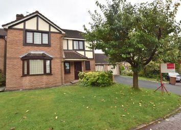 Thumbnail 4 bed detached house for sale in Beardwood Park, Beardwood, Blackburn, Lancashire