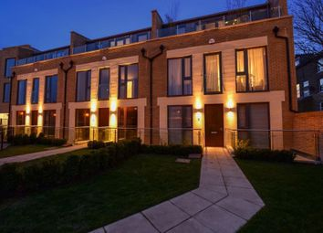 Thumbnail 4 bed terraced house to rent in The Crescent, Gunnersbury Mews, Chiswick