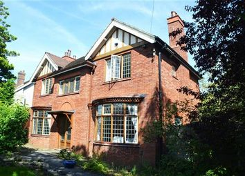 Thumbnail 3 bed detached house for sale in Warrington Road, Leigh