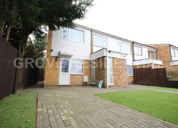 Thumbnail 2 bed end terrace house for sale in Fair Close, Bushey, Hertfordshire.