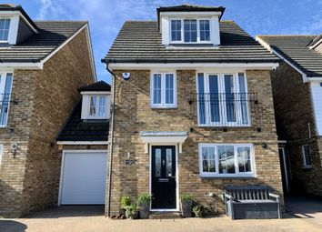 Waterside Lane, Gillingham, Kent ME7. 3 bed link-detached house for sale