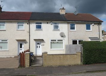 Thumbnail 2 bed terraced house for sale in Mull Avenue, Paisley
