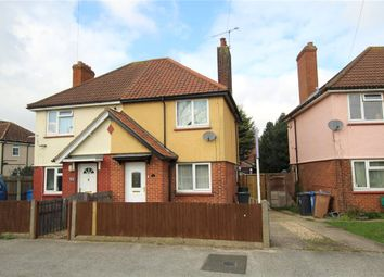 Thumbnail 2 bedroom semi-detached house for sale in Mildmay Road, Ipswich, Suffolk