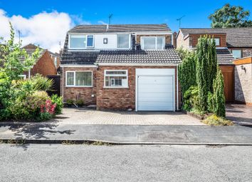 Thumbnail 3 bed detached house for sale in Normandy Close, Hampton Magna, Warwick