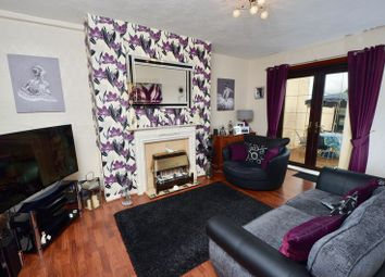 Thumbnail 2 bed end terrace house for sale in Edgar Street, Huncoat, Accrington