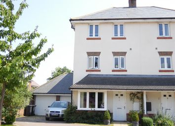 Thumbnail 3 bed semi-detached house for sale in Chichester Road, Hellingly, Hailsham