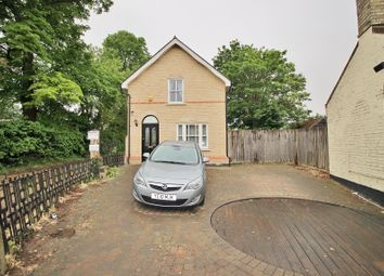 Thumbnail 2 bed detached house for sale in High Street, Sawston, Cambridge