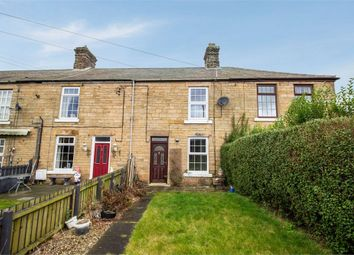 Thumbnail 2 bed terraced house for sale in Front Street, Croxdale, Durham