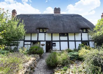 Thumbnail 4 bed detached house for sale in Little Ickford, Buckinghamshire