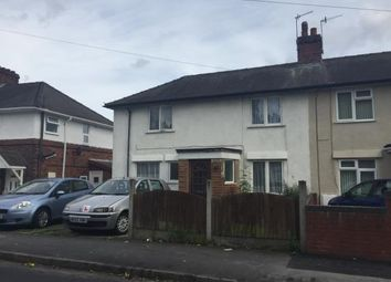 Thumbnail 4 bedroom semi-detached house for sale in Parkhead Road, Dudley, West Midlands