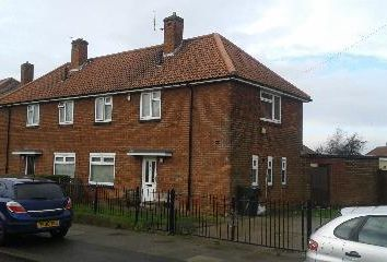 Thumbnail 3 bed semi-detached house to rent in Roworth Road, Thorntree Middlesbrough