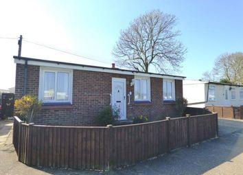 Thumbnail 2 bed bungalow for sale in Kingsfield Chalet Estate, Chapel St. Leonards, Skegness, Lincolnshire