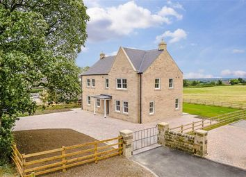 Thumbnail 4 bed detached house for sale in West Grove, Bishop Thornton, North Yorkshire