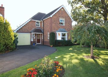 Thumbnail 4 bed detached house for sale in Snowshill Close, Barnwood, Gloucester