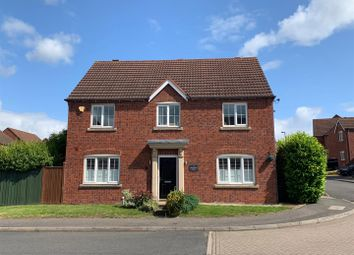 Thumbnail 4 bed detached house for sale in Blacksmith Drive, Four Oaks, Sutton Coldfield