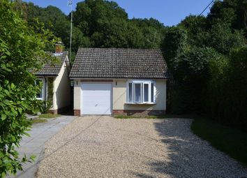 Thumbnail 1 bed bungalow to rent in High Street, Hermitage, Thatcham