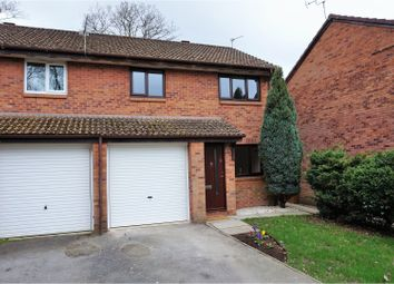 Thumbnail 3 bed semi-detached house for sale in Elan Close, Chartwell Green