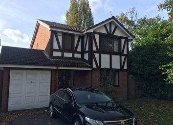 Thumbnail 3 bed detached house to rent in Ashby Close, Hodge Hill, Birmingham