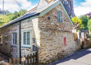 Thumbnail 1 bed cottage for sale in West Street, Polruan