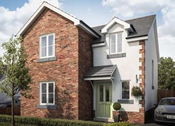 Thumbnail 3 bed detached house for sale in Plot 14, Rhosybonwen Road, Llanelli