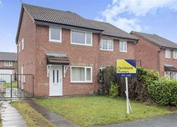 Thumbnail 3 bedroom semi-detached house for sale in Marshway, Penwortham, Preston