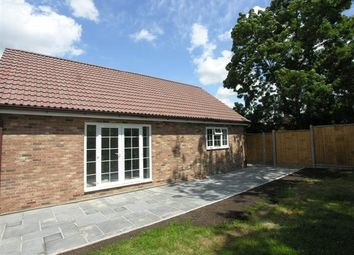 Thumbnail 3 bed detached bungalow to rent in Brook Lane Field, Harlow