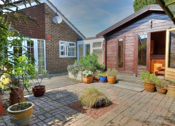 Thumbnail 4 bedroom detached bungalow for sale in West Acre Drive, Norwich
