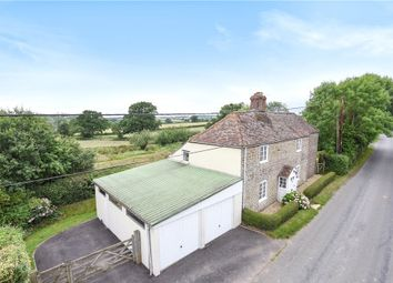Thumbnail 4 bed detached house for sale in Waterloo Lane, Stourton Caundle, Sturminster Newton