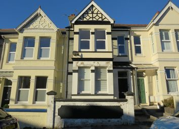 Thumbnail 2 bed flat for sale in Chestnut Road, Plymouth