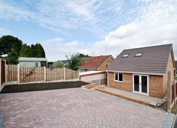 Thumbnail 3 bed bungalow for sale in Cherry Tree Road, Walton, Wakefield