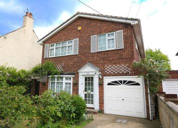 Thumbnail 4 bed detached house for sale in Commonhall Lane, Hadleigh, Benfleet