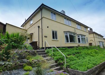Thumbnail 1 bedroom flat for sale in Rothesay Gardens, Crownhill, Plymouth