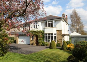Thumbnail 5 bed detached house for sale in Uplands, Barnoldswick Road, Higherford, Lancashire