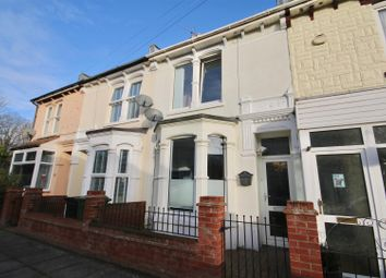 Thumbnail 3 bedroom terraced house for sale in Douglas Road, Portsmouth