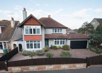 Thumbnail 4 bed detached house for sale in Nelson Road, Bognor Regis