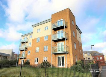Thumbnail 2 bed flat to rent in Mills Court, Todd Close, Borehamwood, Hertfordshire