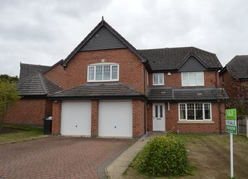 Thumbnail 5 bed detached house for sale in Villa Farm Close, High Heath