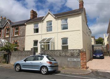 Thumbnail 5 bed end terrace house for sale in Shirburn Road, Torquay