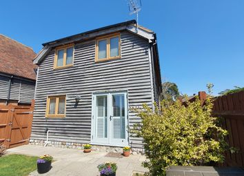 Thumbnail 2 bed semi-detached house for sale in Beacon Oak Road, Tenterden