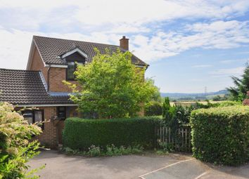 Thumbnail 4 bed detached house for sale in Cornfield Way, Ashton-Under-Hill, Evesham
