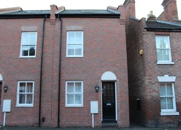 Thumbnail 2 bed end terrace house to rent in Princes Street, Leamington Spa